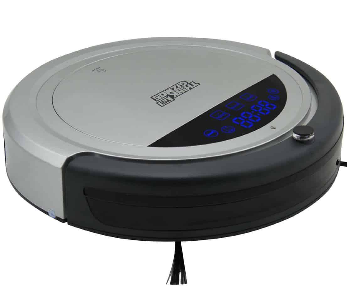 floor vacuum robot