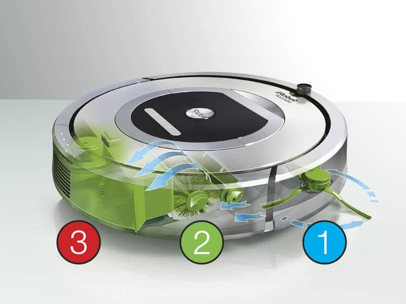 roomba 620 husholdningsapparater. Black Bedroom Furniture Sets. Home Design Ideas