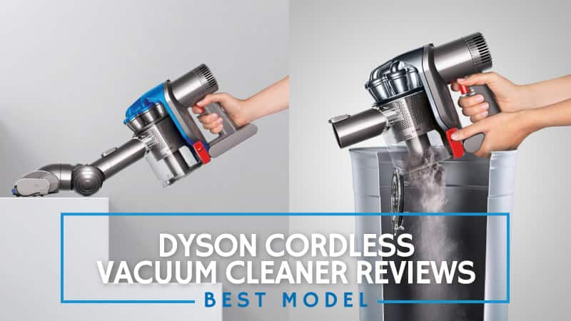 dyson cordless vacuum cleaner reviews best model - Handheld Vacuum Reviews