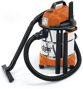 DJM wet and dry vacuum