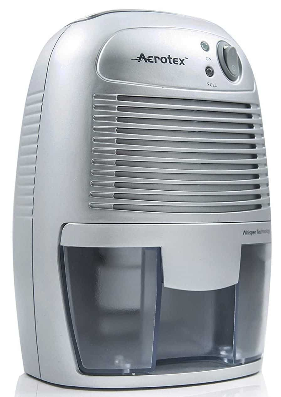 Aerotex® 500ml Portable and Compact Mini Air Dehumidifier