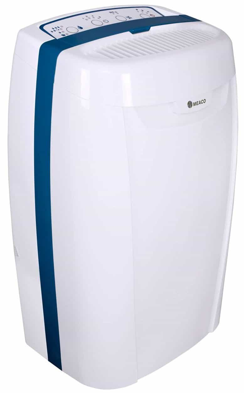 Meaco Home Dehumidifier 20 L - White/ Blue Trim