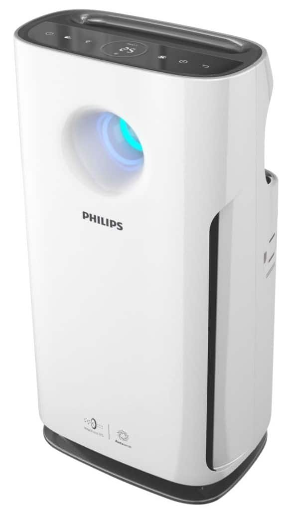 Philips AC3256 30 Air Purifier  Anti Allergen with NanoProtect S3 Filter. Best HEPA Air Purifiers for Allergies   UK Review Guide 2017