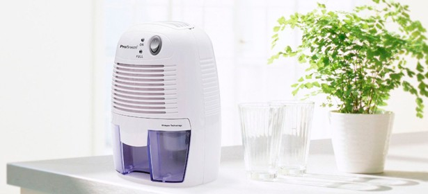 dehumidifer at home