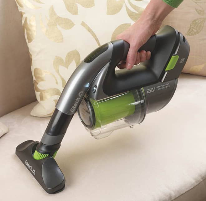 Gtech Power Floor Cordless Handheld Vacuum Cleaner