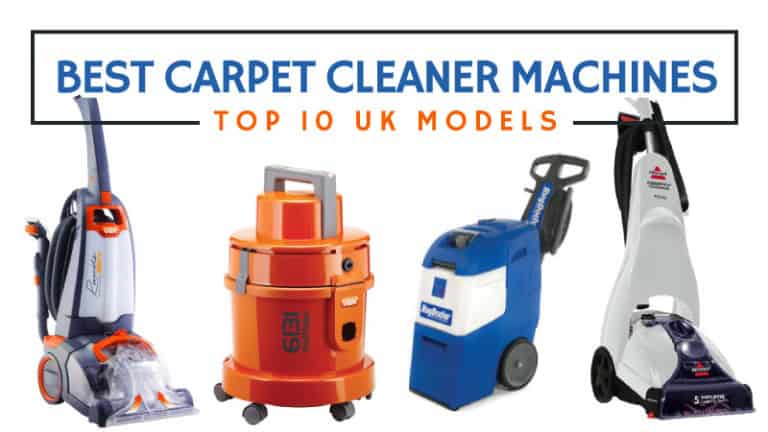 Best Carpet Cleaner Machines Top 10 UK Models