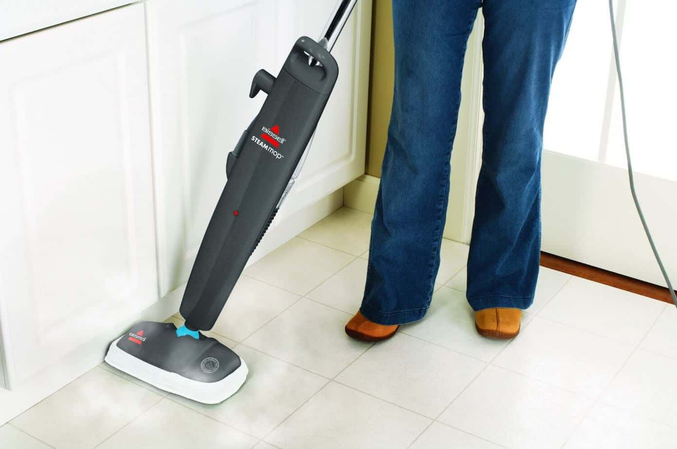 kitchen floor cleaners bissell steam mop 90t1e review 1625
