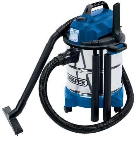 Draper 13785 Wet & Dry 20 Litre Vacuum Cleaner