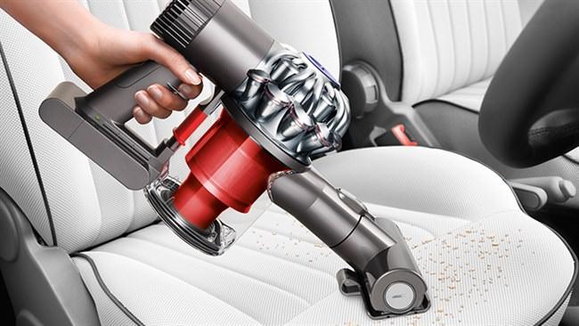 Car Vacuum - Battery Cordless