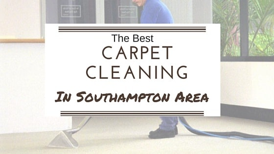 Carpet Cleaning Services Southampton