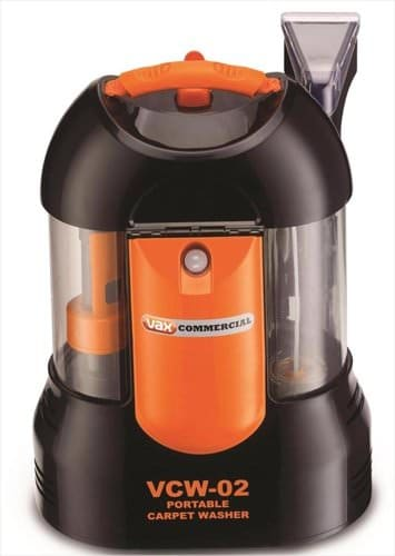 Vax VCW-02 Portable Carpet Washer