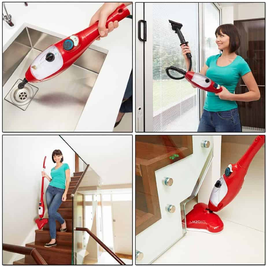 H20 X5 Steam Mop Review Best Steam Cleaner Model For Uk