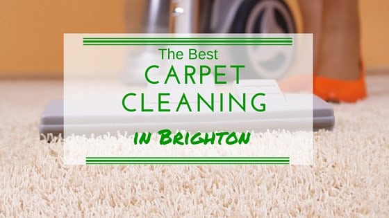 Carpet Cleaning Services in Brighton