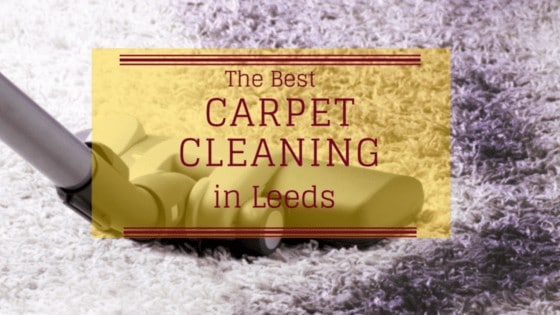 Carpet Cleaning Services in Leeds