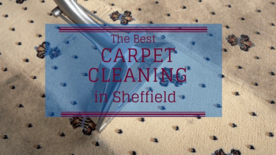 Carpet Cleaning Services in Sheffield