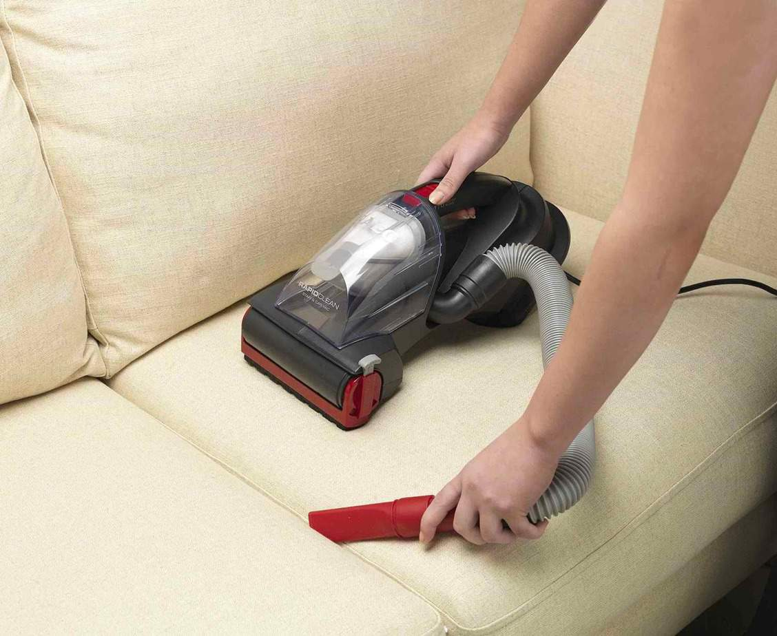 Review Aeg Ag71a Rapidclean The Corded Handheld Vac Reviewed