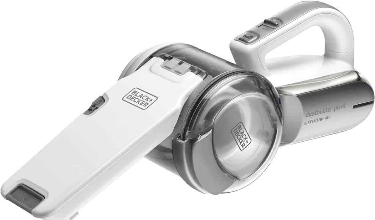 Black & Decker Lithium 18V Vacuum