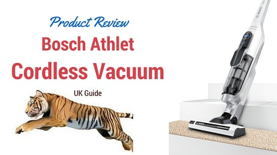 Bosch Athlet review