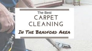 Carpet Cleaning Services Bradford