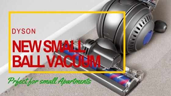 New Small Ball Vacuum