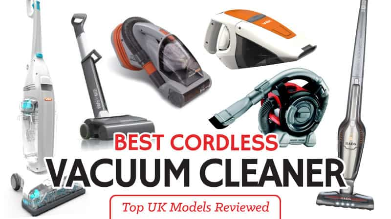 Best Cordless Vacuum Cleaner 2018 Top 10 Reviewed