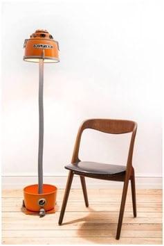Cool Retro Lamp
