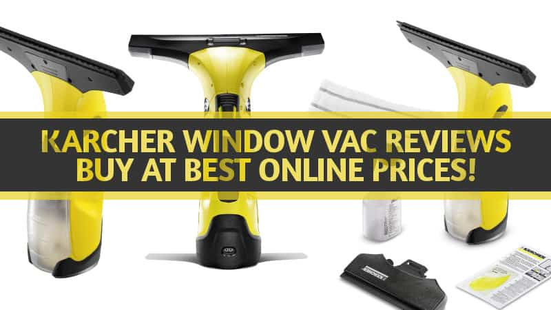 Karcher Window Vac Reviews Buy At Best Online