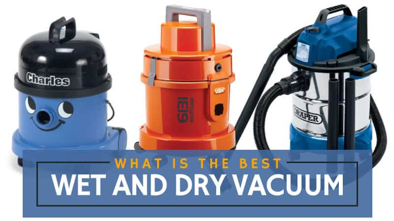 Best Wet And Dry Car Vacuum