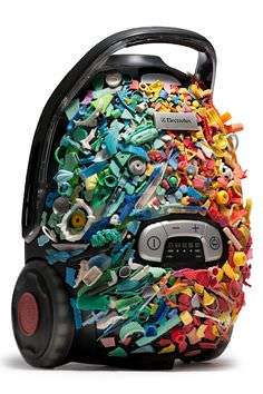 recycle vacuum cleaner