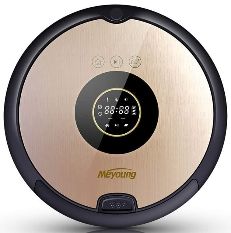 Meyoung Robot Vacuum Cleaner