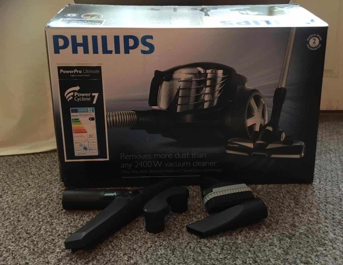 Philips FC9920/69 Ultimate Bagless Cylinder Vacuum Cleaner