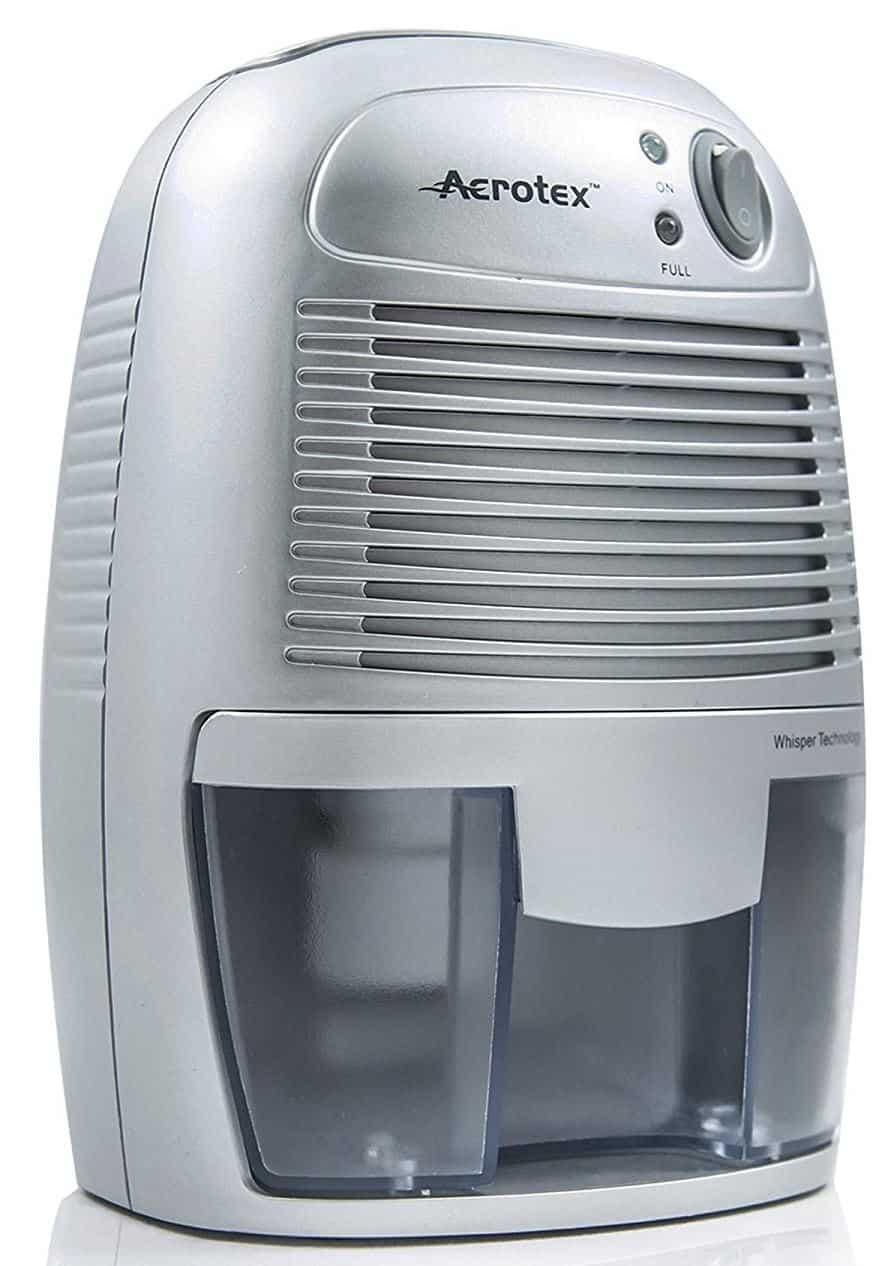 Aerotex® 500ml Portable and Compact Mini Air Dehumidifier