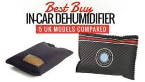 Best Buy In-Car Dehumidifier