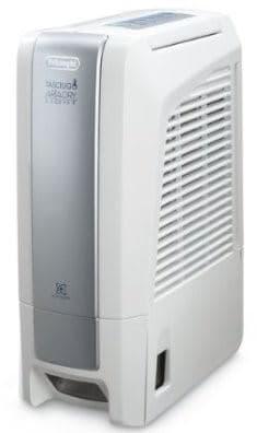 De'Longhi Compressor Free Compact Dehumidifier DNC65
