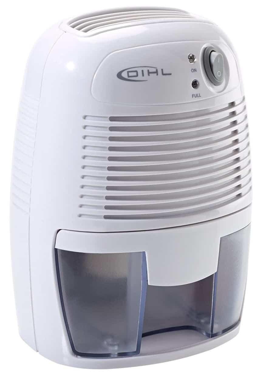 Dihl Mini Portable Air Dehumidifier, 500 ml