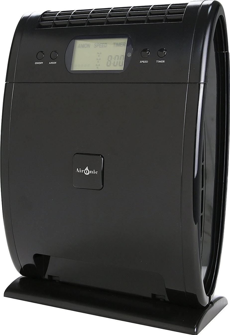 Aironic ® 40W Pro True HEPA Air Purifier Ioniser