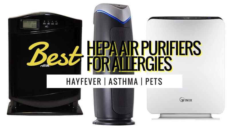 Best HEPA Air Purifiers for Allergies – UK Review Guide 2016