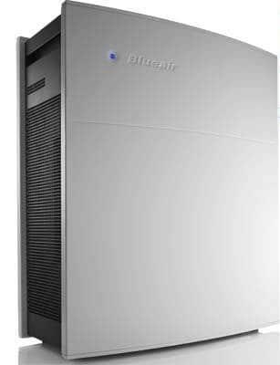 Blueair 650E Air Purifier Air purifiers Air Cleaner
