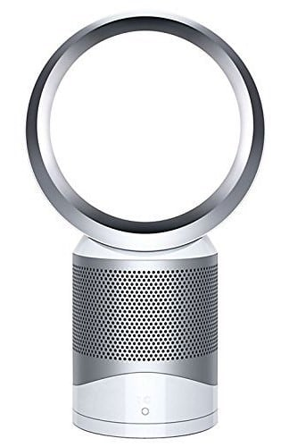 Dyson Pure Cool Link Desk Fan with Intelligent Purification and Smooth Oscillation