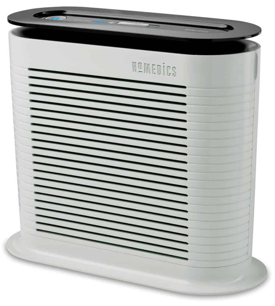 HoMedics HEPA Professional Air Purifier - White
