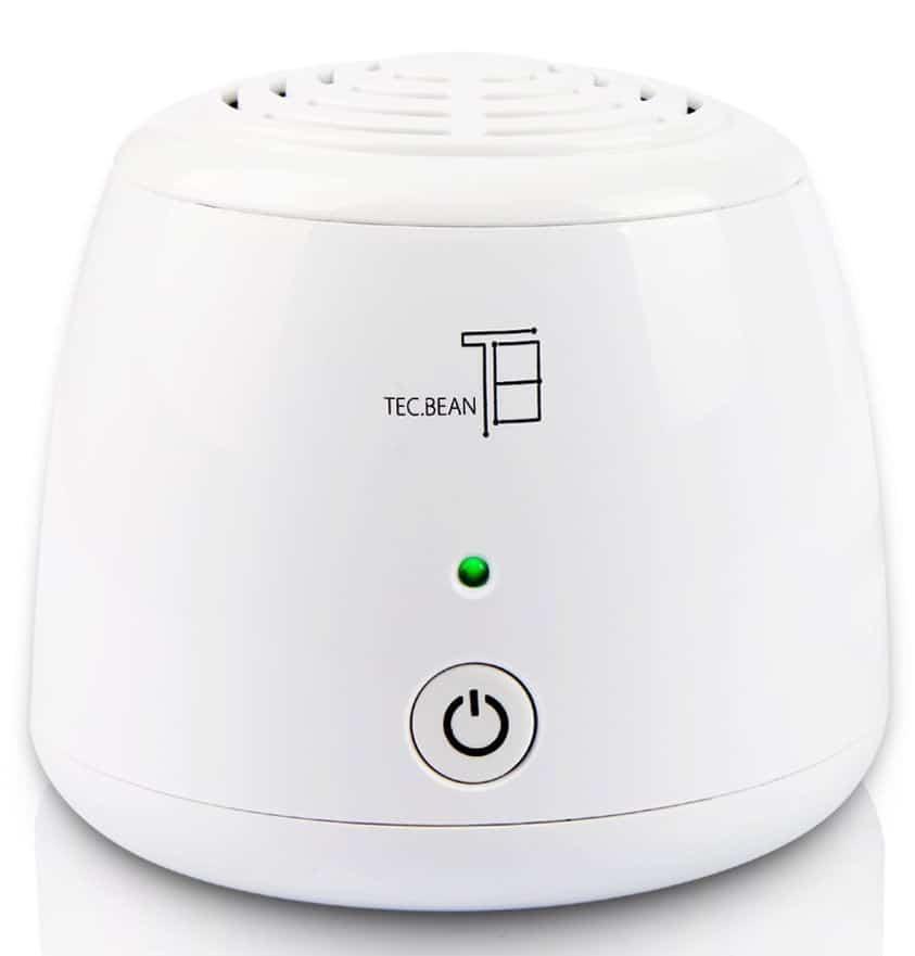 Tec Bean Personal Silent USB Ionic Air Purifier