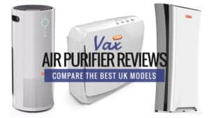 Vax Air Purifier Reviews – Compare the Best UK Models 2016