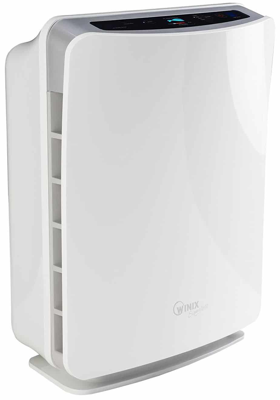 WINIX U300 True HEPA Air Purifier with AOC Washable Carbon Filter, 30 sqm, White
