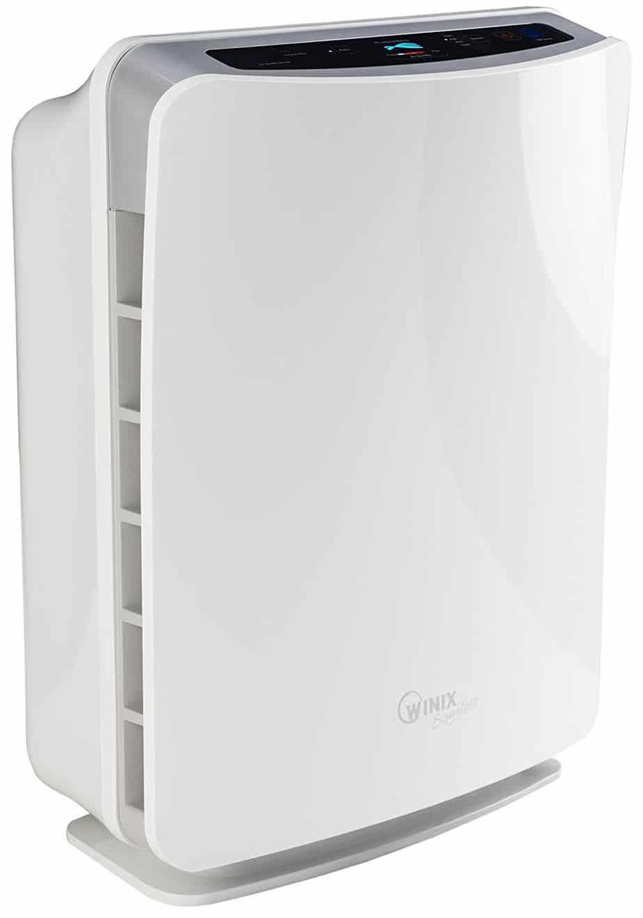 WINIX U300 True HEPA Air Purifier with AOC Washable Carbon Filter, 30 sqm, White