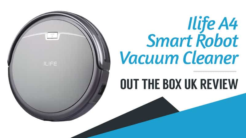 Meet the ILIFE A4 Robot Vacuum Cleaner: The Best Buy Robot Vacuum Cleaner?