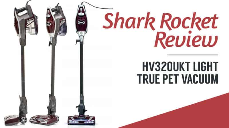 Shark Rocket Review HV320UKT Light True Pet Vacuum - Good Buy