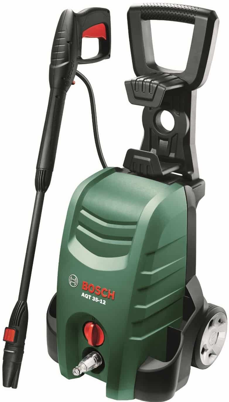 Bosch AQT 35-12 High-Pressure Washer