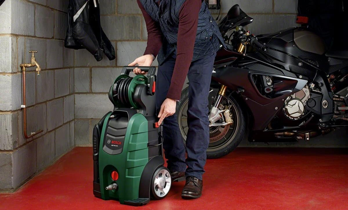 Bosch AQT 45-14 X Electric Pressure Washer