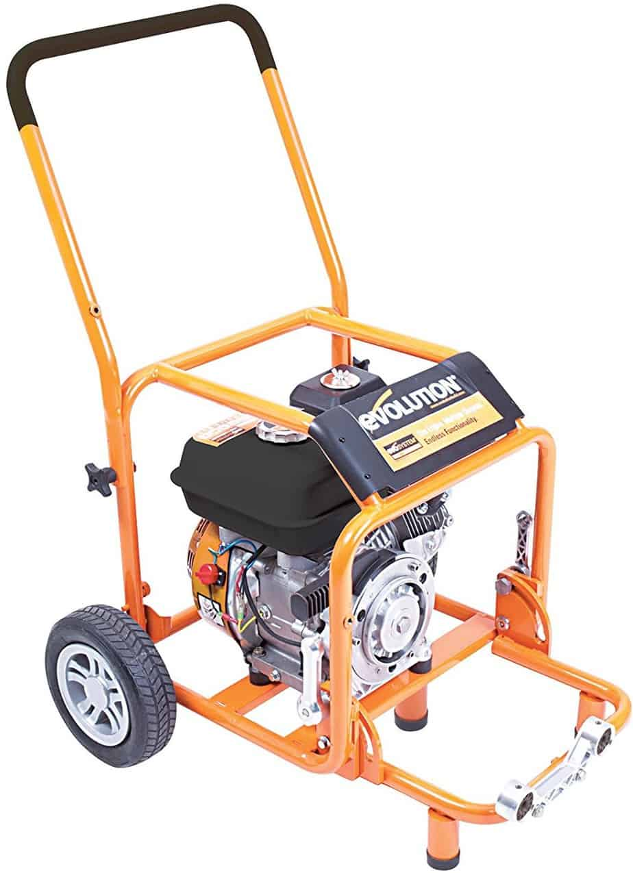 Evolution EvoSystem Pressure Washer
