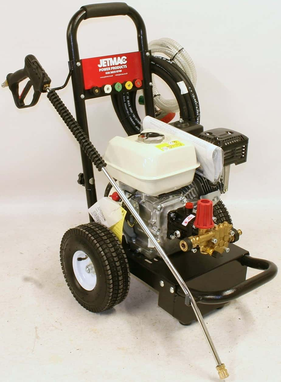 Best Commercial Heavy Duty Pressure Washer: Electric or